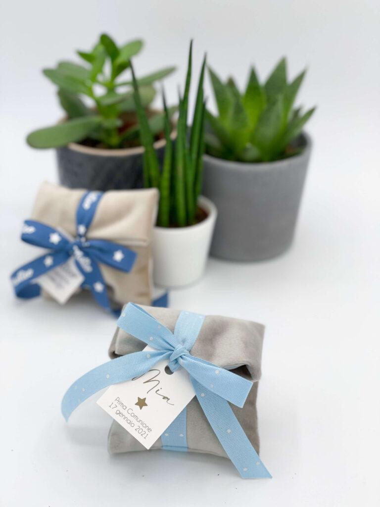 sacchetti porta confetti personalizzati