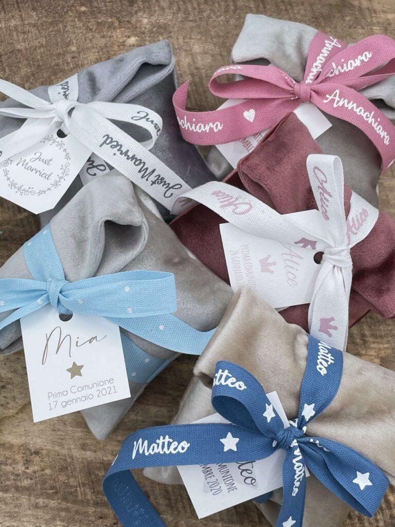 bonbonnieres wedding bag