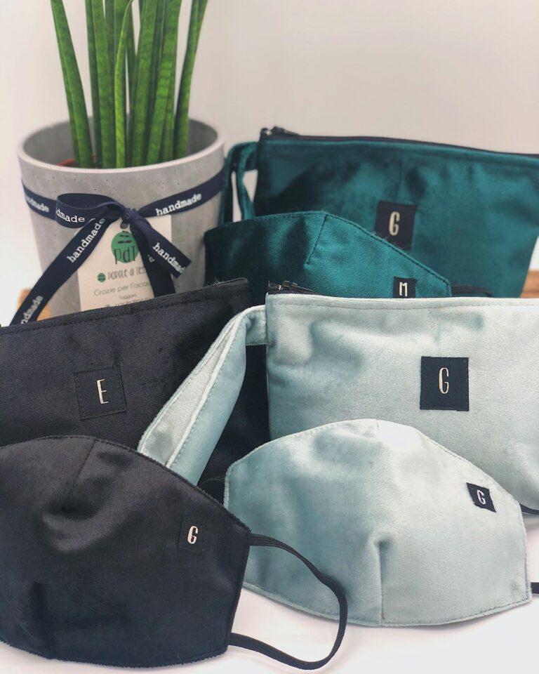 Customized bag velvet