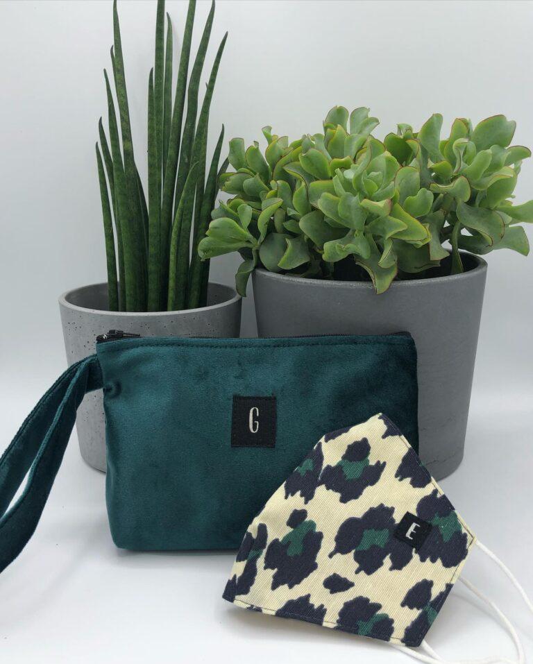 Customized bag animalier